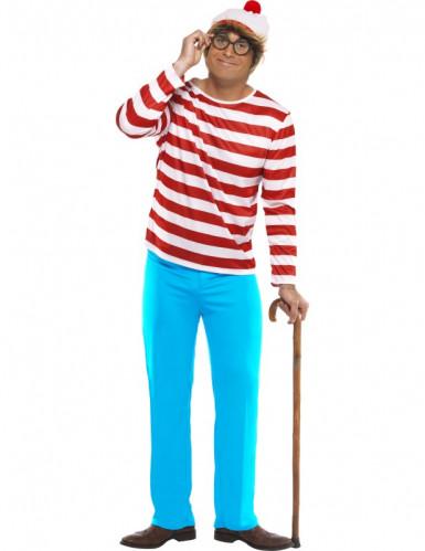 Wally™ kostuum voor mannen