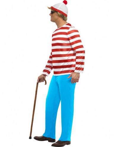 Wally™ kostuum voor mannen-2