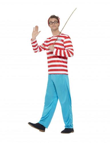 Wally™ kostuum voor mannen-3