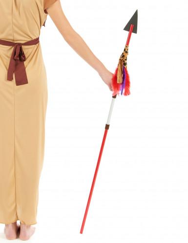 Indianen speer 110 cm-1