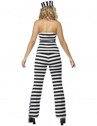 Gevangene kostuum voor dames-1