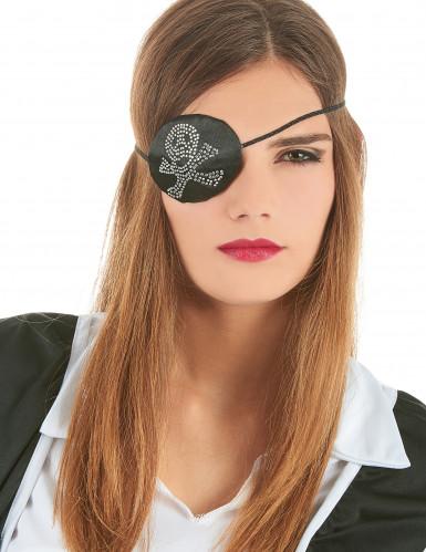 Piraten ooglapje voor vrouwen-2