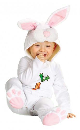 Konijnen outfit voor baby's