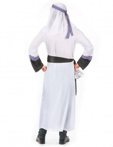 Arabische Sjeik kostuum voor mannen-2