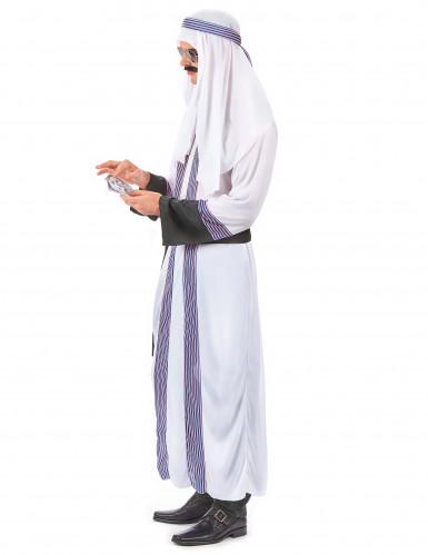 Arabische Sjeik kostuum voor mannen-1