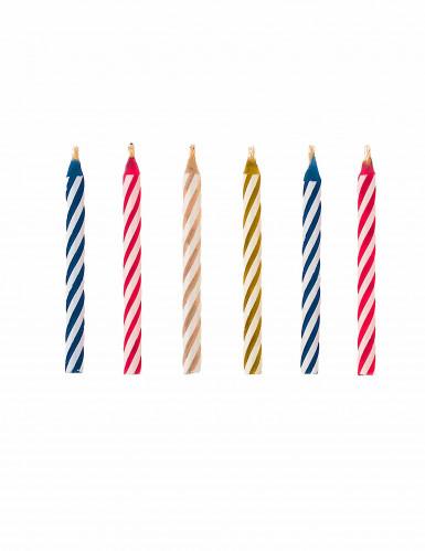Magische gekleurde kaarsen