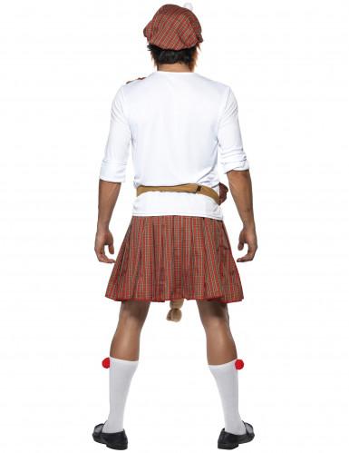 Humoristische Schotse outfit voor volwassen-1