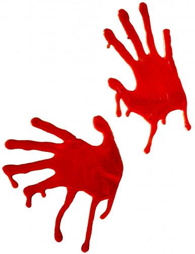 Bebloede handen -Halloweenversiering