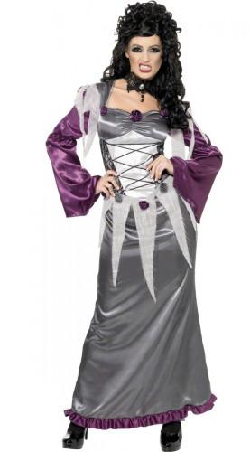 Vampierenvermomming voor dames Halloween