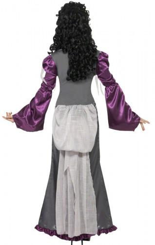 Vampierenvermomming voor dames Halloween-1