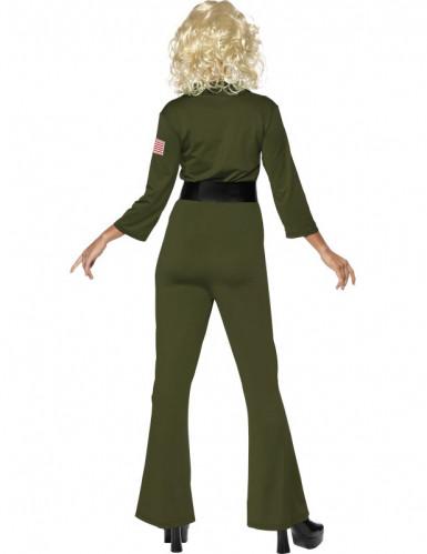 Hottie Top Gun™ pilotenkostuum voor dames-1