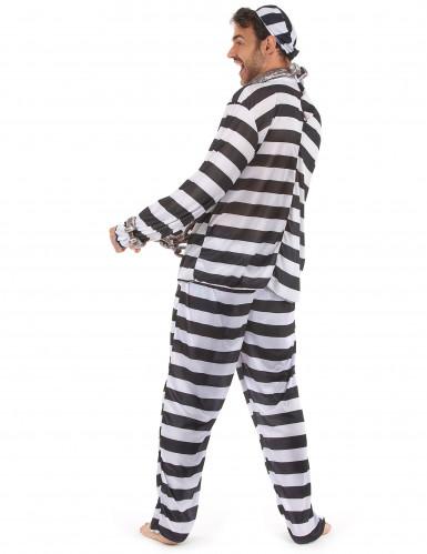 Gevangenis outfit voor mannen-2