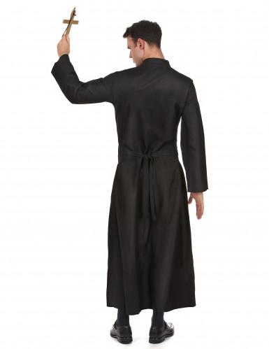 Religieus priester kostuum voor heren-2