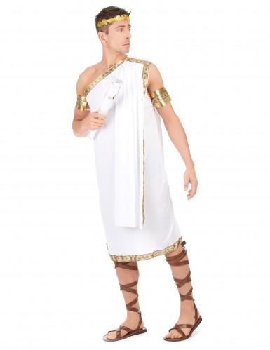 Griekse koppel kostuum voor volwassenen -1