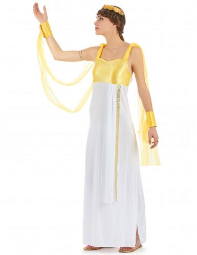 Griekse koppel kostuum voor volwassenen -2