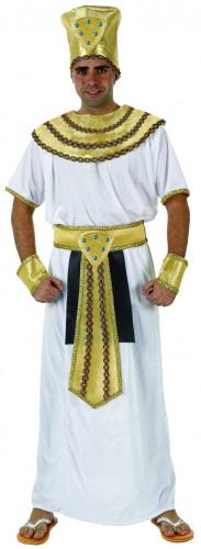 Kostuum van een Egyptische koning voor mannen