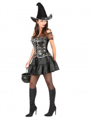 Sexy heks kostuum voor vrouwen-1