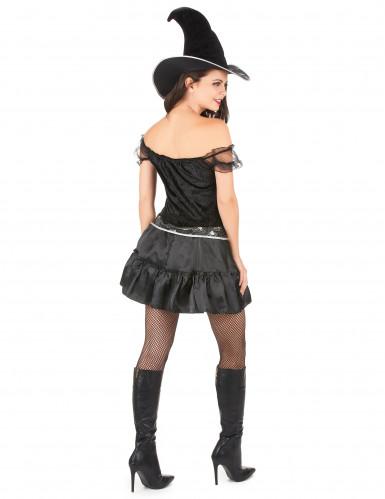 Sexy heks kostuum voor vrouwen-2