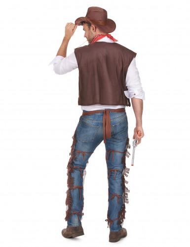 Cowboy kostuum voor mannen-1