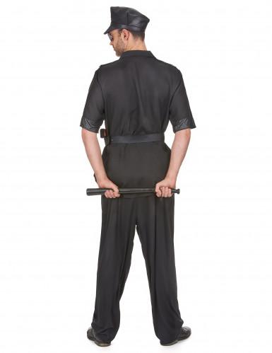 Politie agent kostuum voor heren-2