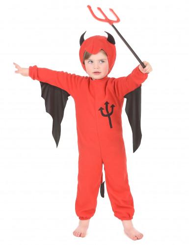 Kleine duivel outfit voor kinderen