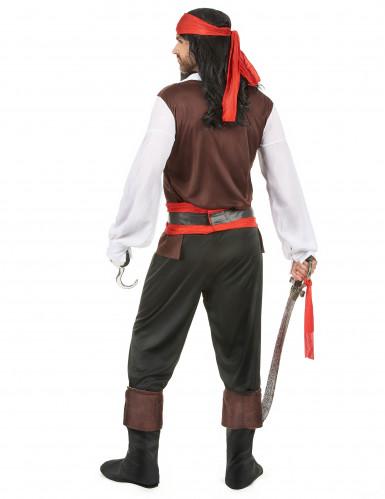 Exotisch piraten kostuum voor heren-2