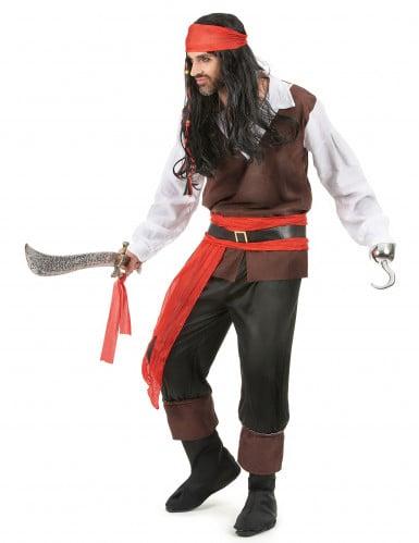 Exotisch piraten kostuum voor heren-1