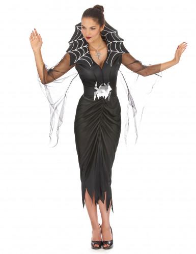 Spin koningin kostuum voor vrouwen