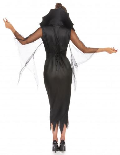 Spin koningin kostuum voor vrouwen-2