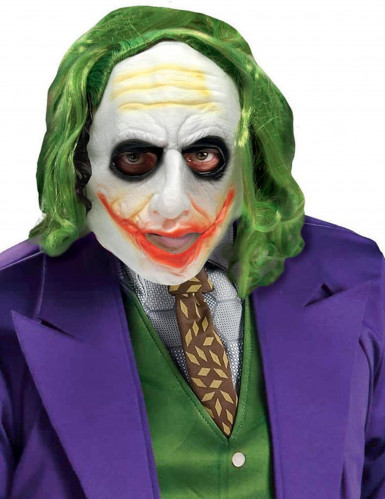 Luxueuze Joker™-masker voor volwassenen