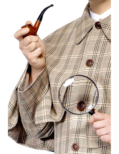 Sherlock Holmes-kit voor volwassenen