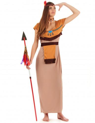 Indianen outfit voor vrouwen