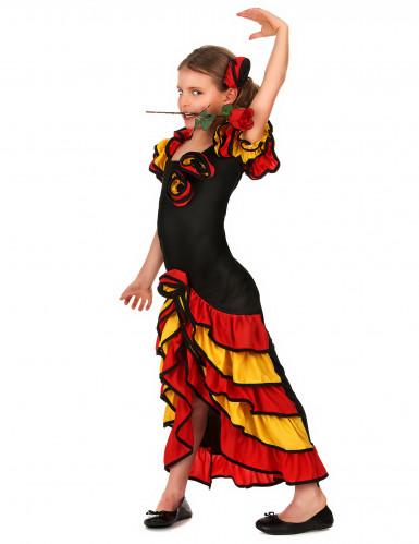 Spaanse danseres outfit voor meisjes-1