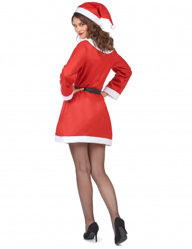 Kerstvrouwkostuum voor vrouwen-2