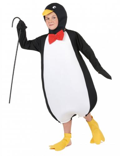 Pinguïnkostuum voor kinderen-1