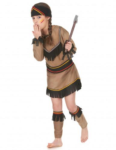 Indianenkostuum voor meisjes-1