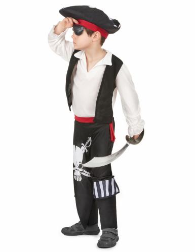 Woeste piraten outfit voor jongens-1