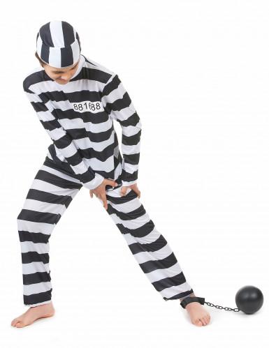 Gevangene boevenpak voor kinderen-1