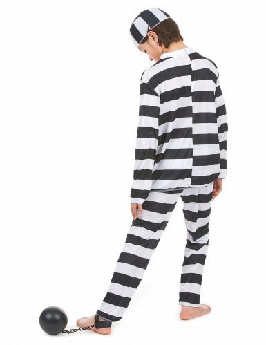 Gevangene boevenpak voor kinderen-2
