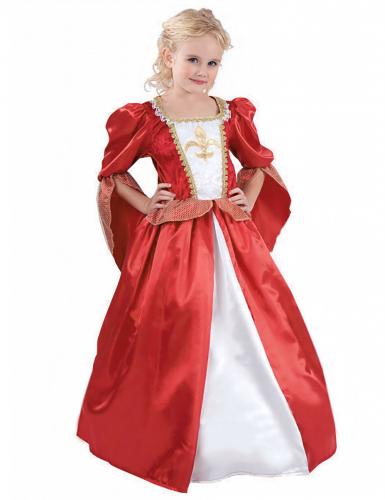 Middeleeuws prinsessen kostuum voor meisjes