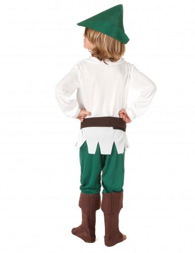 Woudjongen kostuum voor kinderen-2