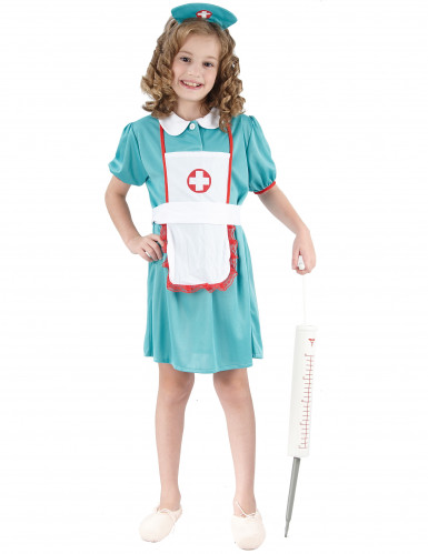 Verpleegsterskostuum voor meisjes