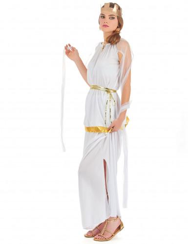 Kostuum van een Romeinse godin voor dames-1