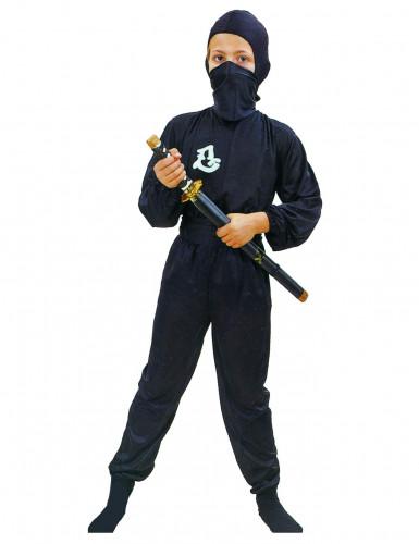 Commando ninjakostuum voor jongens