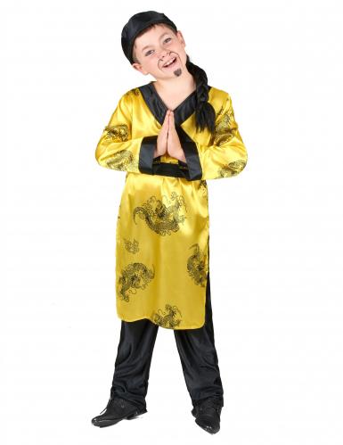 Verkleedkostuum Chinees voor jongens Carnavaloutfit