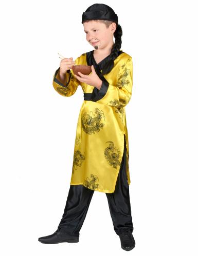 Verkleedkostuum Chinees voor jongens Carnavaloutfit-1