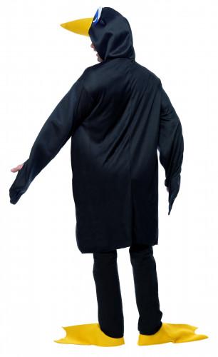 Dansende pinguïn kostuum voor volwassenen-2