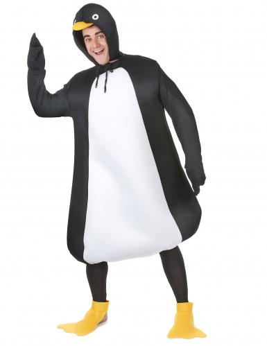 Grappig pinguïnkostuum voor volwassenen-1