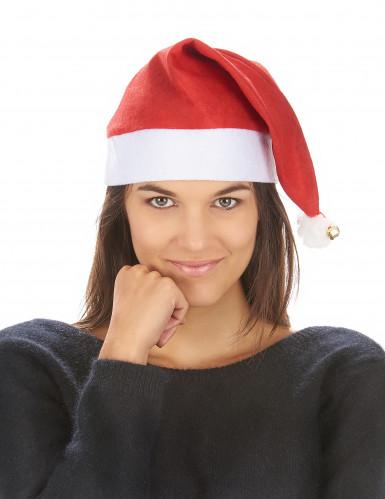 Kerstmuts met belletje voor volwassenen-2