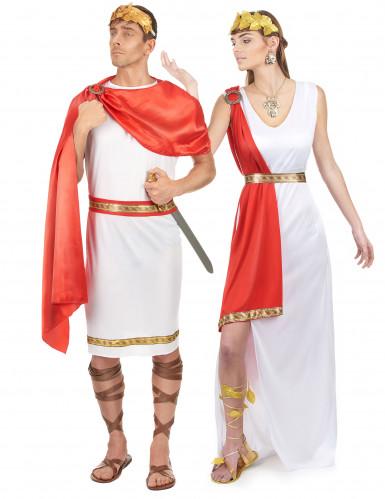 Romeinse koppelkostuum voor volwassenen